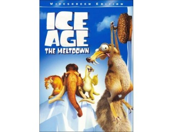 62% off Ice Age: The Meltdown DVD