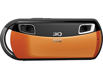 75% off DXG 3D Camera and 3D Viewer Bundle