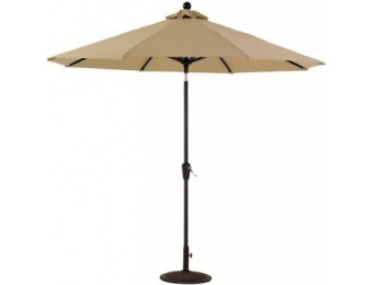 73% off AIC Garden & Casual Deluxe Market Umbrella