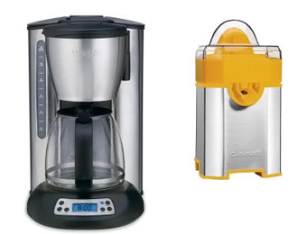 Up to 35% off Small Kitchen Appliances, Coffee Makers, Juicers