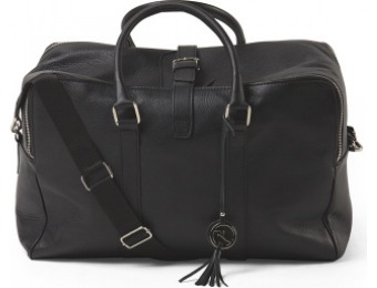 $101 off Nuova Varriable Made In Italy Leather Weekender