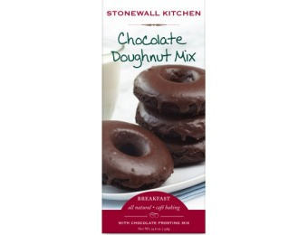 40% off Stonewall Kitchen Chocolate Doughnut Mix
