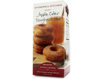 40% off Stonewall Kitchen Apple Cider Doughnut Mix