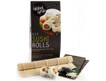 40% off Global Grub Sushi Kit