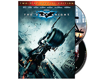 81% off The Dark Knight (Two-Disc Special Edition) on DVD