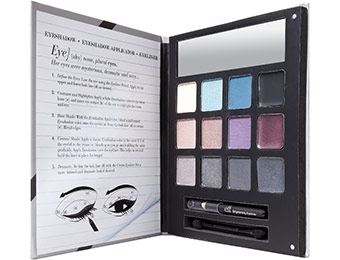 30% off e.l.f. Beauty Eye Book (Smoky)