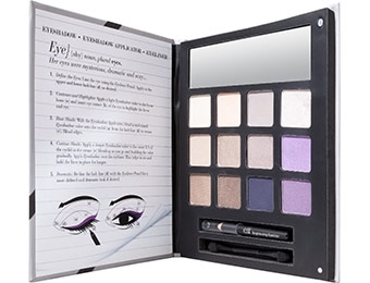 25% off e.l.f. Beauty Eye Book (Everyday)