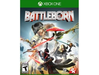 $20 off Take 2 Interactive Battleborn - Xbox One