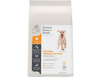 52% off Doctors Foster + Smith Grain Free Life Stages Dog Food