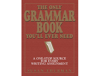 85% off The Only Grammar Book You'll Ever Need (Kindle Edition)