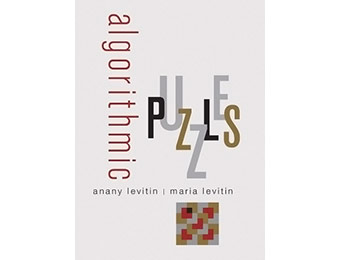 87% off Algorithmic Puzzles (Kindle Edition)