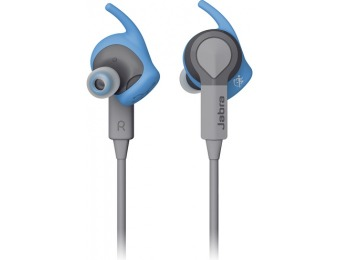 65% off Jabra Sport Coach Wireless Sports Earbuds - Blue