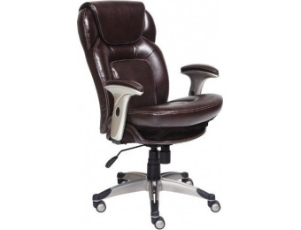 62% off Serta Back in Motion Health and Wellness Mid-Back Office Chair