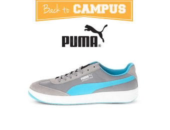 Back to School Sale: Up to 73% off Puma Clothes, Shoes & Bags