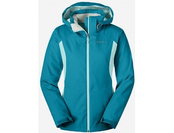 68% off Eddie Bauer Women's All-Mountain Shell Jacket