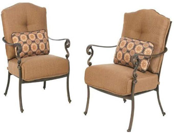 $120 off Martha Stewart Living Miramar II Patio Lounge Chairs