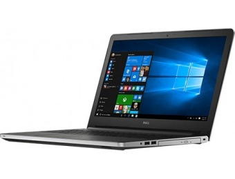 $300 off Dell Inspiron 15 i5559-4682SLV Laptop