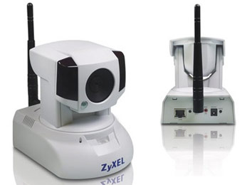 $130 off ZyXEL IPC2605N CloudEnabled Network Camera