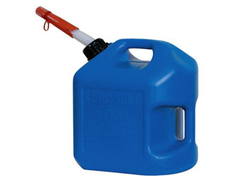 78% off Midwest Can 5 Gallon 7600 Kerosene Can, Several Styles
