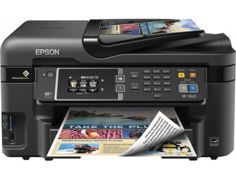$100 off Epson WorkForce WF-3620 Wireless All-In-One Printer