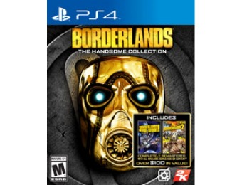 63% off Borderlands: The Handsome Collection - PS4