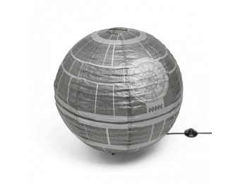 75% off Star Wars Death Star Giant Paper Lantern