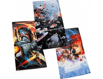 65% off Star Wars Beach Towels