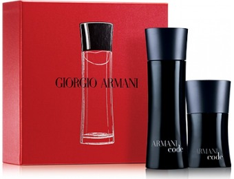 16% off Armani Code For Men By Giorgio Armani Gift Set