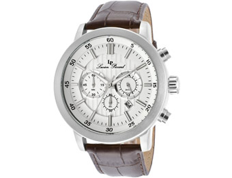$325 off Lucien Piccard Monte Viso 12011-02 Chronograph Watch