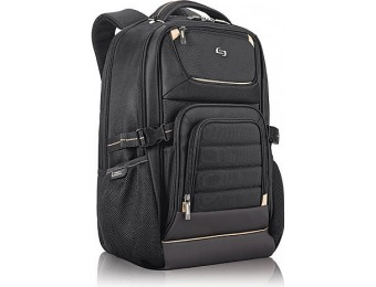 "54% off Solo Pro 17.3"" Laptop Backpack"