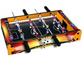 "58% off Triumph Sports Lumen-X 20"" Table Top Foosball Game"
