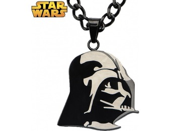 91% off Star Wars Darth Vader Necklace