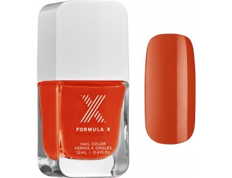 62% off Formula X The Colors - Nail Polish Radiant 0.4 oz/ 11 mL