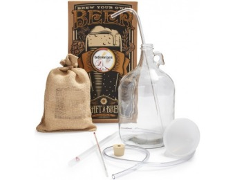 $25 off Craft a Brew Hefeweizen Beer Making Kit