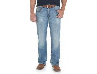 20% off Wrangler Men's Jeans Retro Relaxed Fit Boot Cut Jean