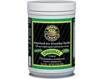 72% off Nature's Answer Greens Today Original Formula