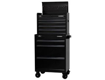 "$30 off Husky 27"" 9-Drawer Tool Chest and Cabinet Set"