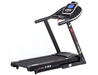 $1,098 off Smooth Fitness 7.35 Folding Treadmill