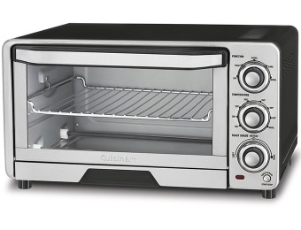 $95 off Cuisinart TOB-40 Custom Classic Toaster Oven Broiler