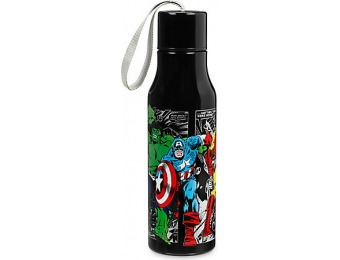 73% off Marvel Water Bottle for Adults