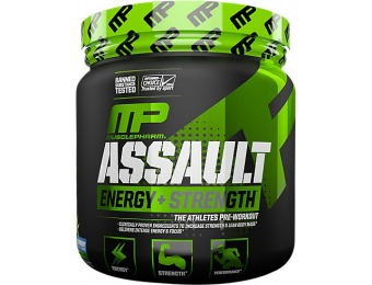 50% off Assault Sport Pre-Workout Drink