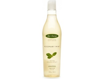 74% off De-luxe Shampoo Rosemary Mint - 14 fl oz