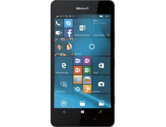 50% off Microsoft Lumia 950 4G LTE 32GB Cell Phone (AT&T) No Contract