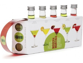 54% off The Modern Cocktail Modern Martini Variety Pack