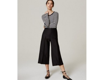 58% off LOFT Tea Garden Culottes in Marisa Fit