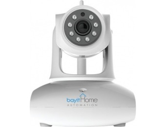 60% off Bayit Home Automation BH1826 Pro Full 1080p HD Camera