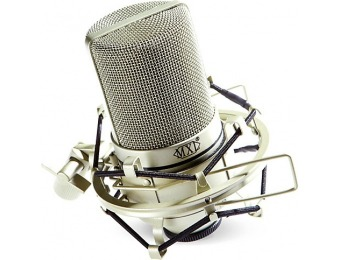 70% off MXL 990 Condenser Microphone With Shockmount