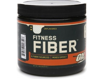 31% off Optimum Nutrition Fitness Fiber - 6.87 oz.
