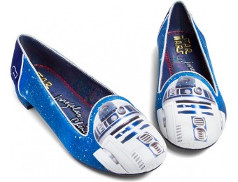 $79 off Star Wars R2-D2 Flats