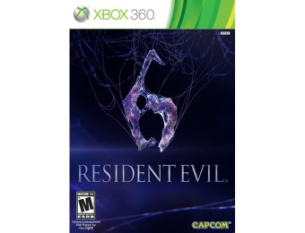 67% off Resident Evil 6 - Xbox 360 Video Game